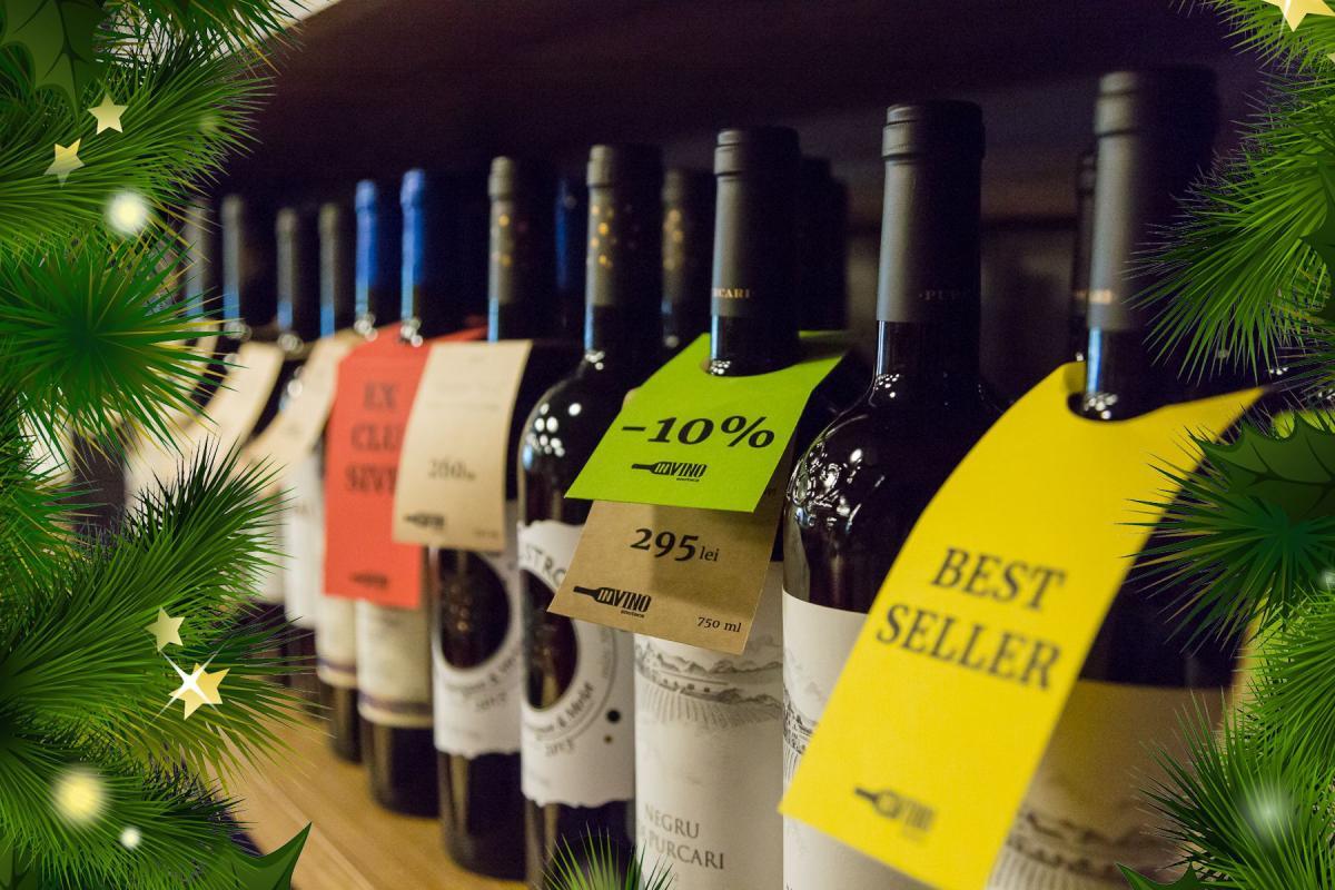 vinurile seci la acțiune