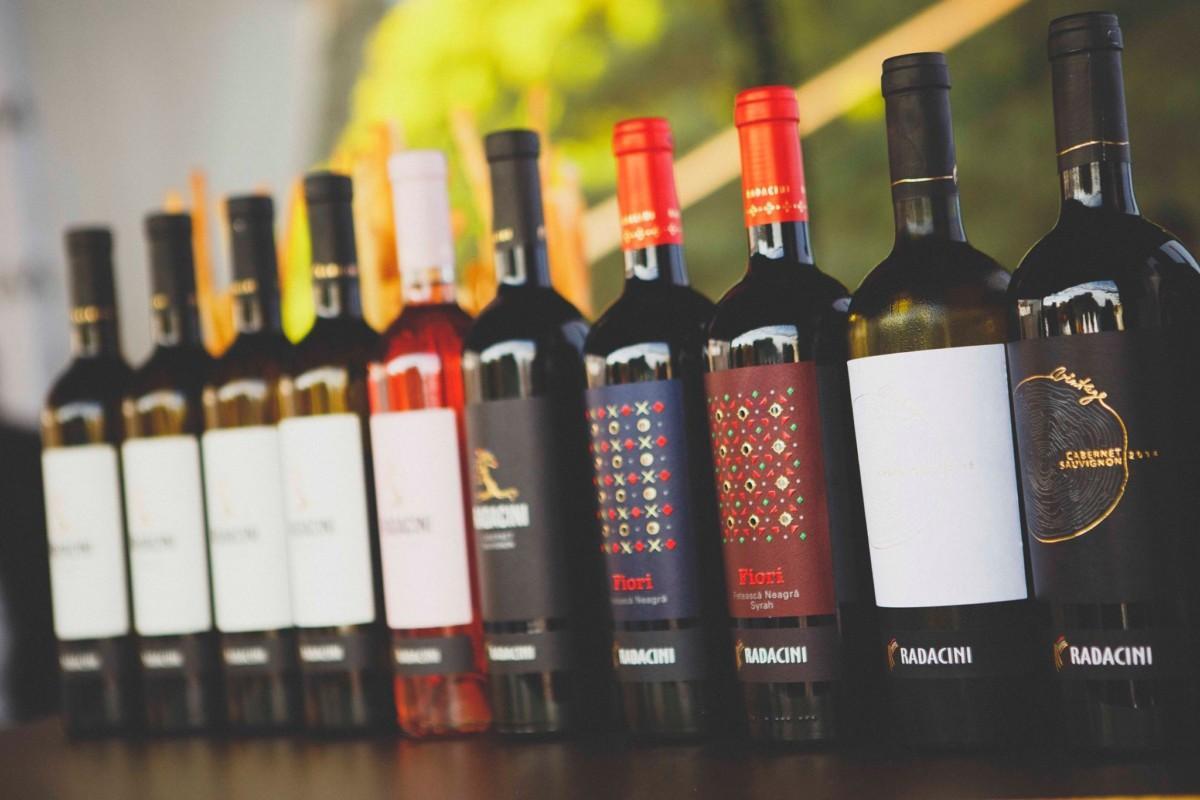 вина Albastrele Wines