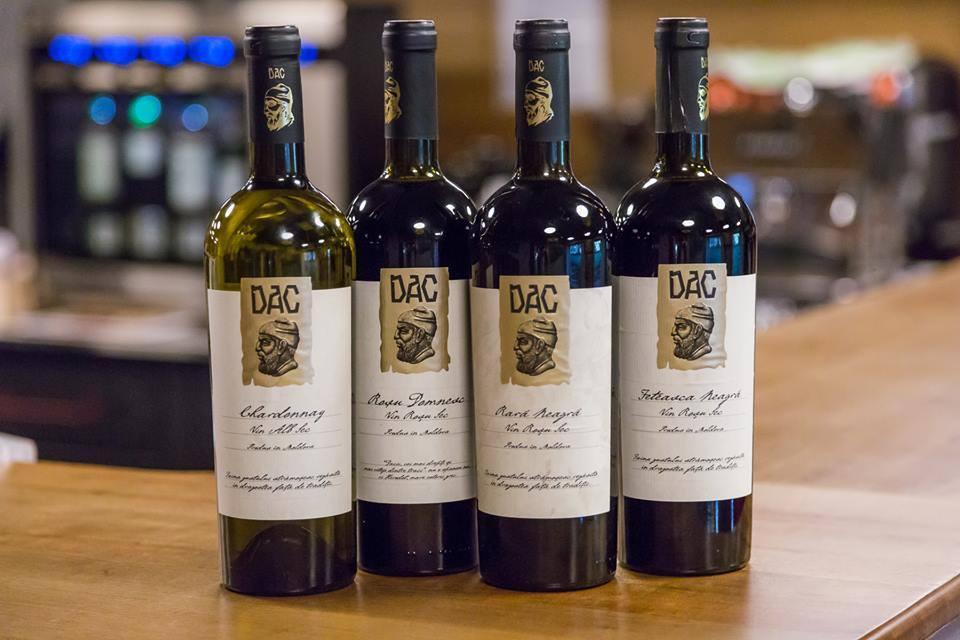 Vinaria DAC wines