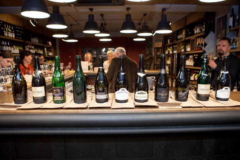 vinurile spumante moldovenești