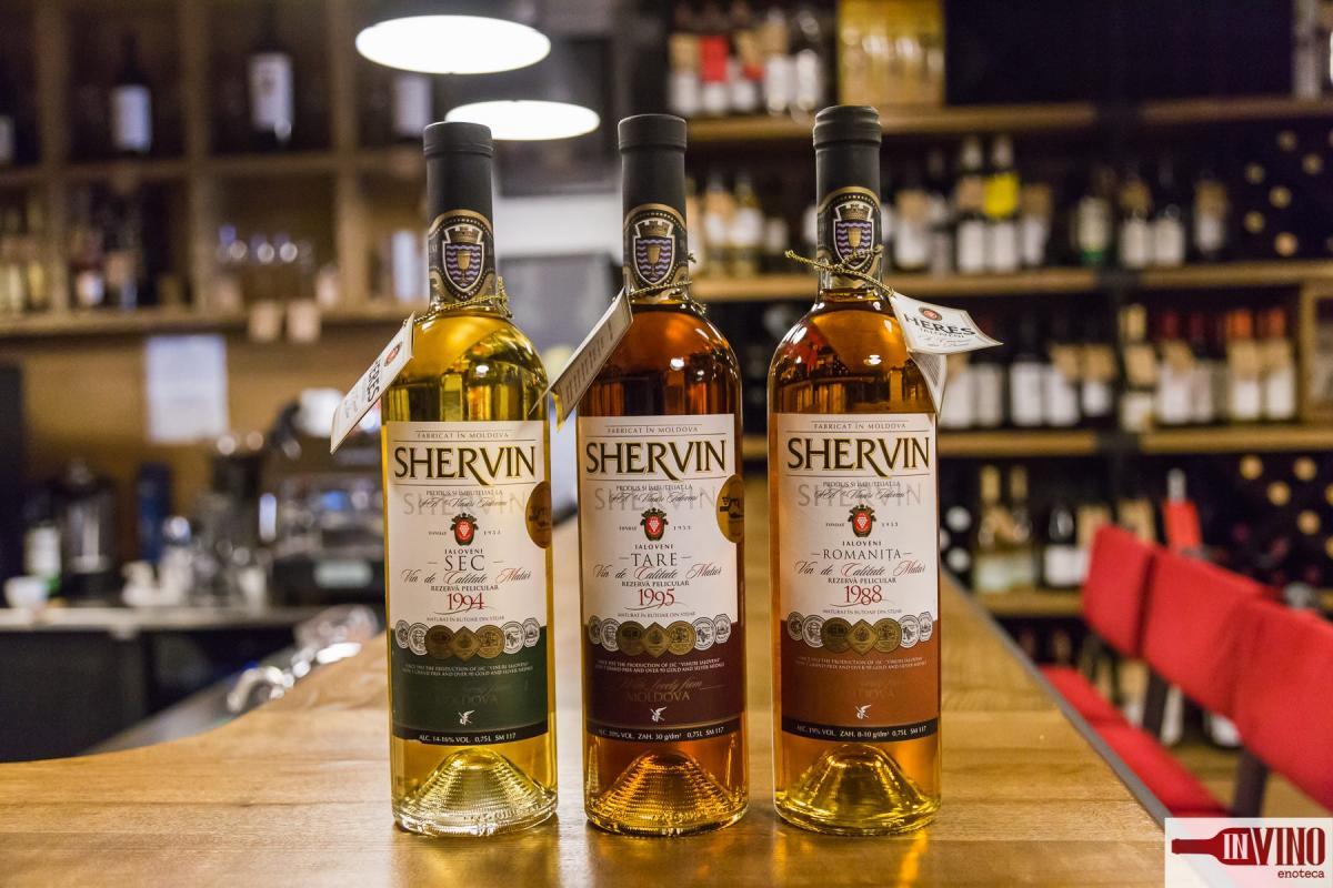 вина Vinuri Ialoveni