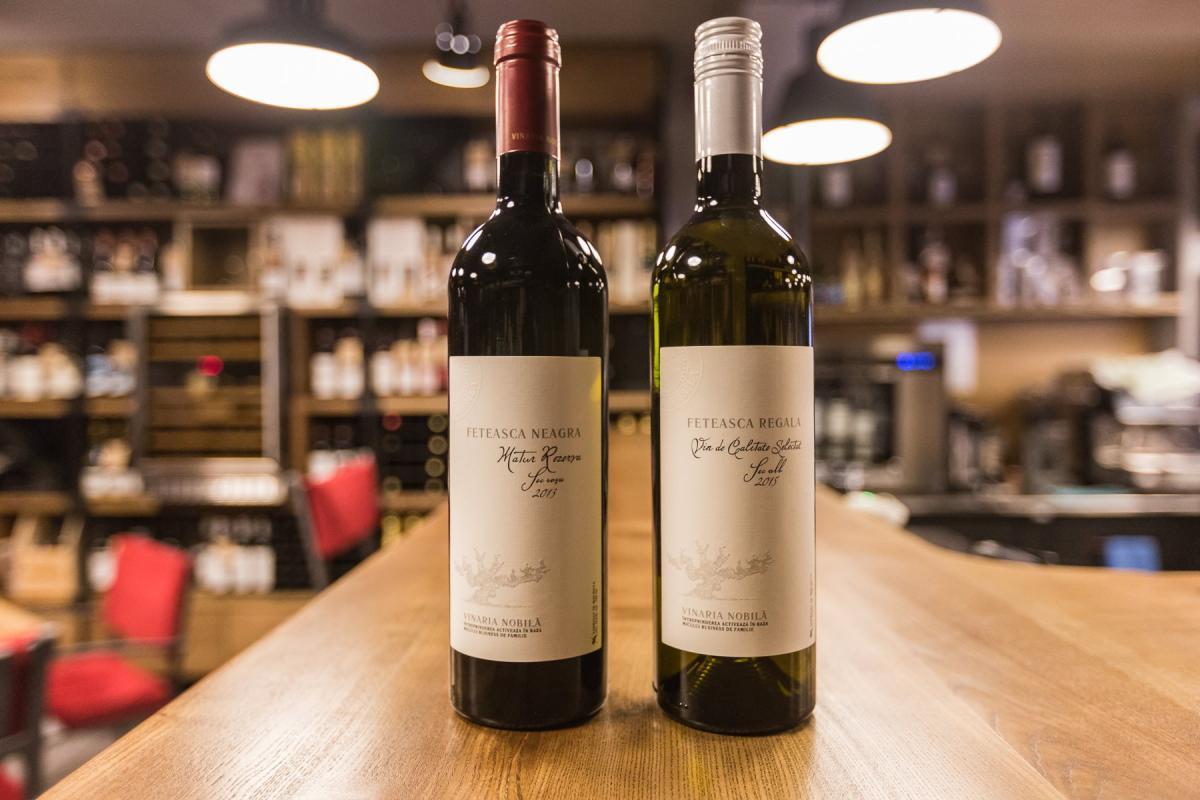 купить вина Vinăria Nobilă