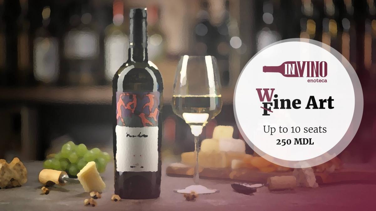 deschiderea sezonului de art degustări în vinoteca
