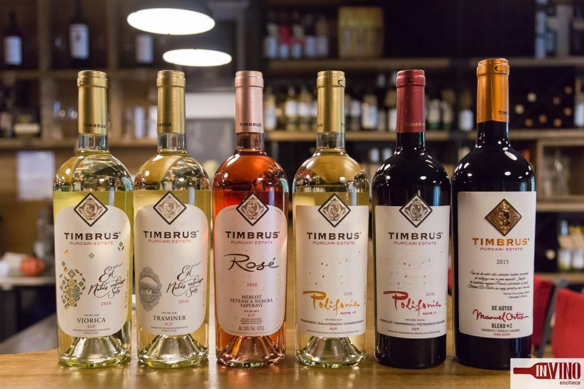 Timbrus wines