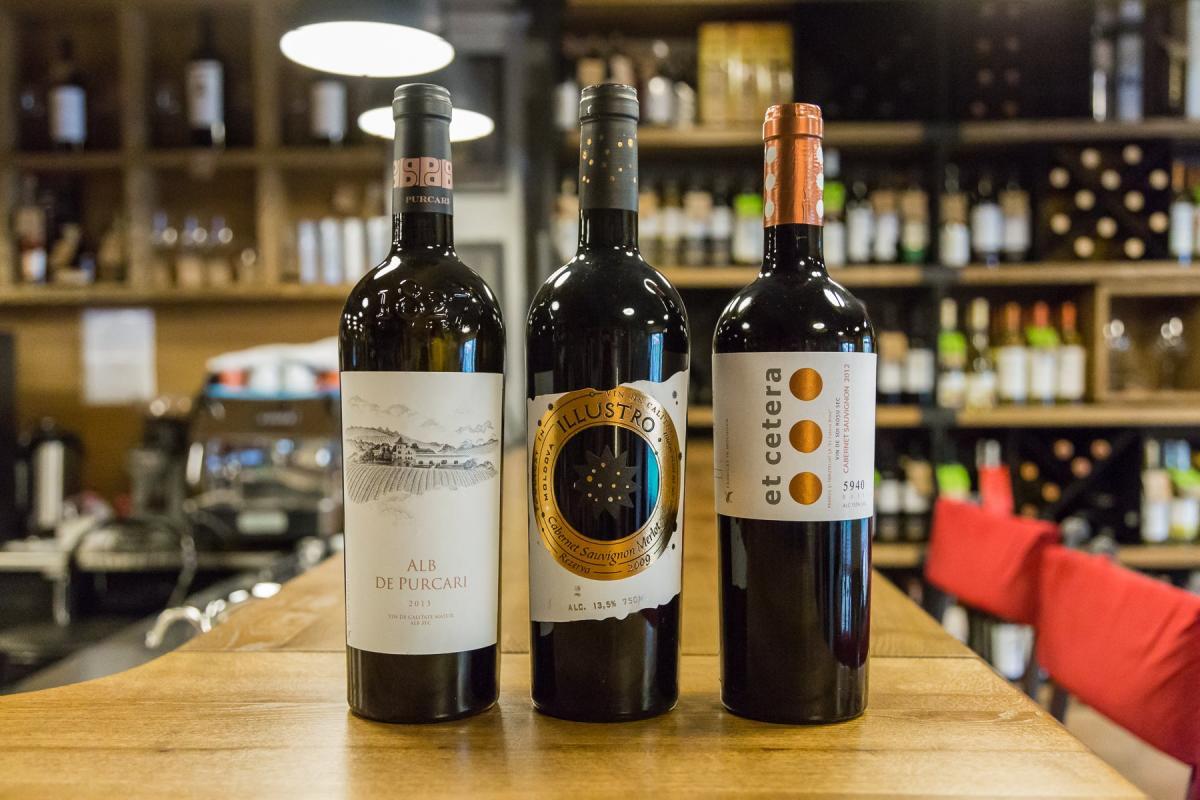 сеты экспресс-дегустации в винотеке Invino