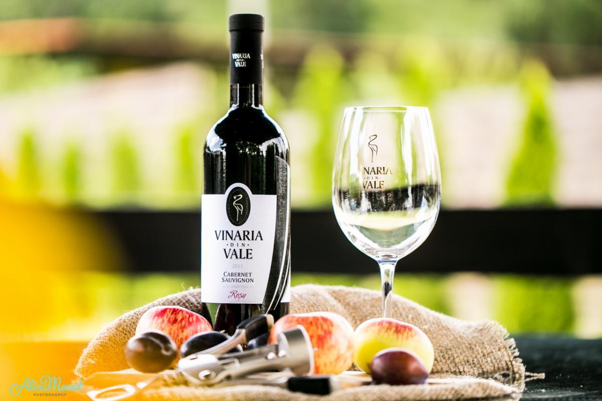 vinurile Vinaria din Vale