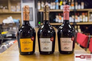 sparkling wine Purcari