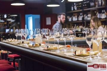 новогодний корпоратив в винотеке в Кишинёве