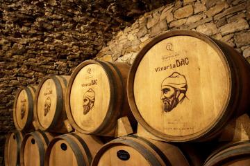 Vinaria DAC winery