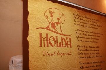 молдавское вино Molda