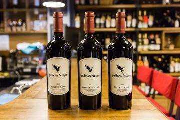 Pelican Negru wines