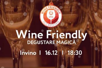 Wine Friendly Magical Tasting