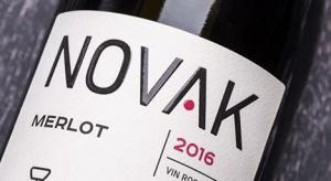"""""""Novak"""" este o colecție nouă de vinuri a companiei """"Tartcomvin"""""""